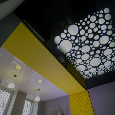 Інструкція експлуатації натяжної стелі